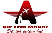 airtripmaker.com Travel Logo
